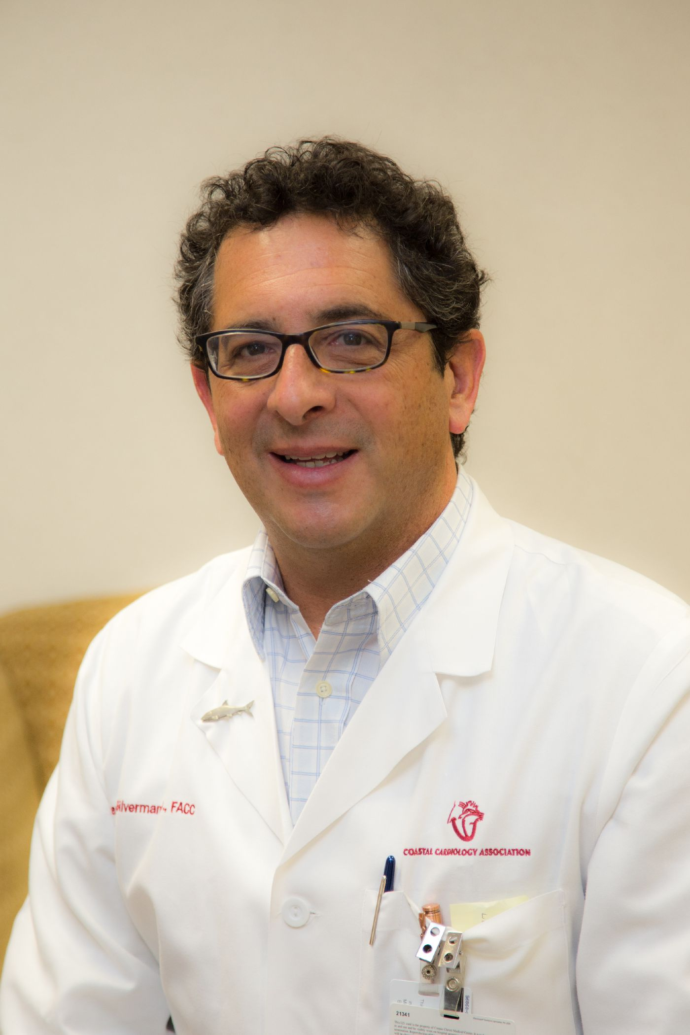 Dr. Silverman - Cardiologist at Coastal Cardiology Association